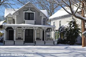 The Crumpet House on Trinity Park