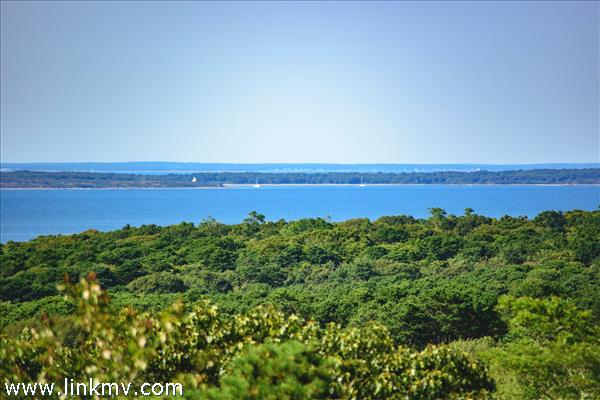 Private and quiet nestled in the woods off of Tea Lane on Chilmark\'s North Shore