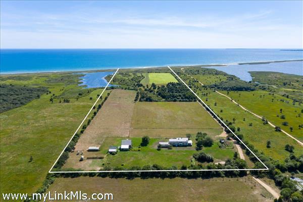 60 Acre Waterfront Estate