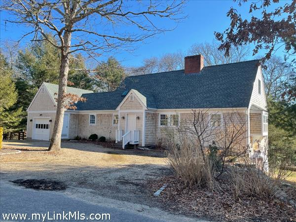 Recently freshened-up Cape-Style home with 3 levels of living space.