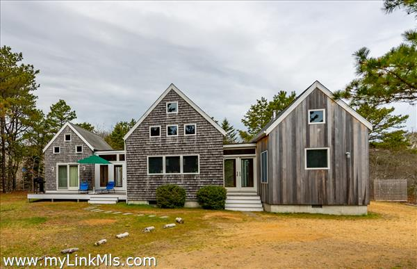 Situated on 3 acres close to Long Point Beach