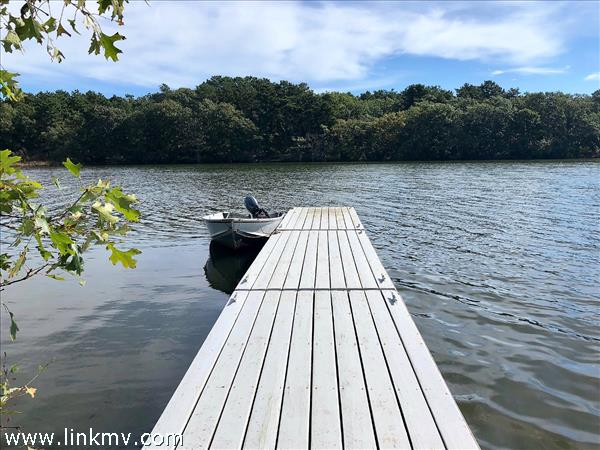 Dock on Tiahs Cove