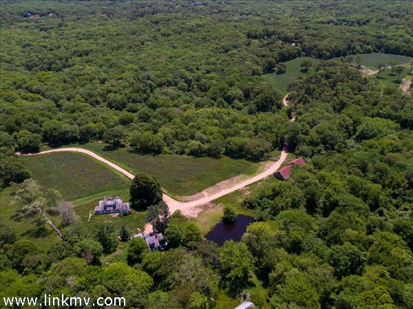 James Cagney's Chilmark Estate 70 acres