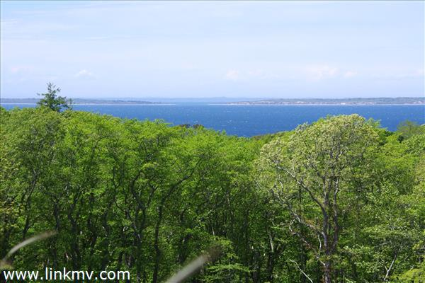 Chilmark farm waterviews of the Vineyard Sound