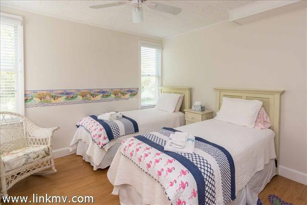Bedroom #3 - First Floor