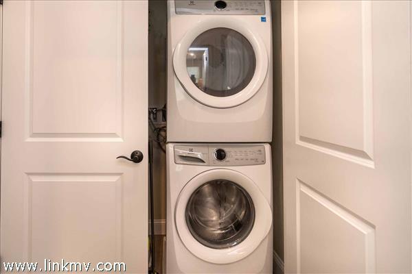 Example of Laundry Closet