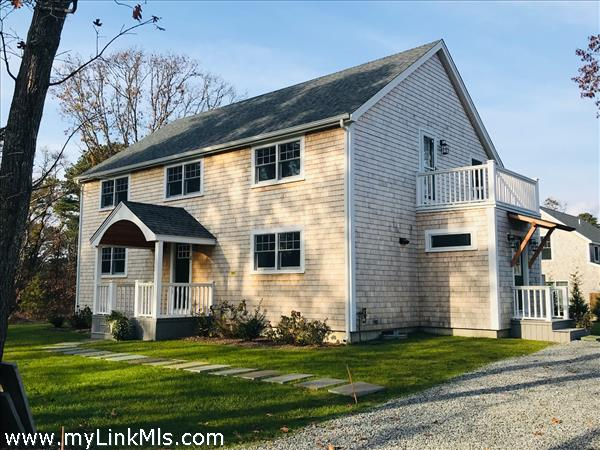 Come on in and be surprised by this not-so-traditional Colonial-style home.