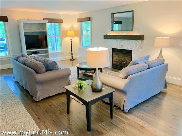 Main House Living Room