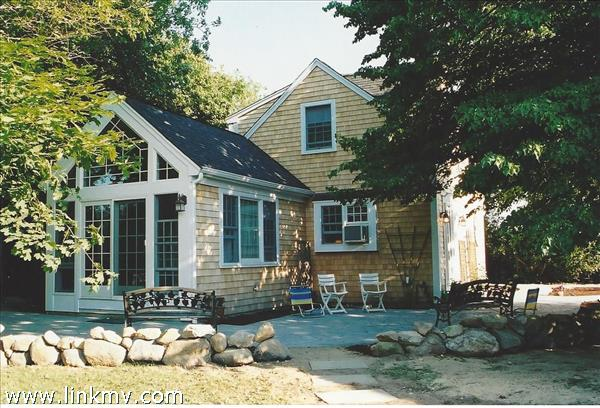 Rose Cottage exterior  (2007)