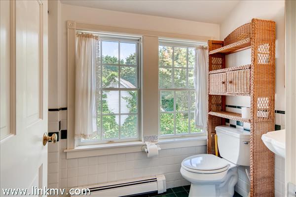 2nd floor bathroom for bedroom #5
