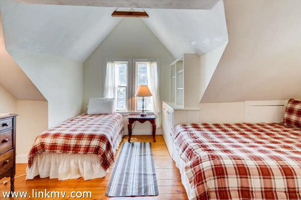 2nd floor bedroom suite #4 full bath & claw foot tub & private entrance