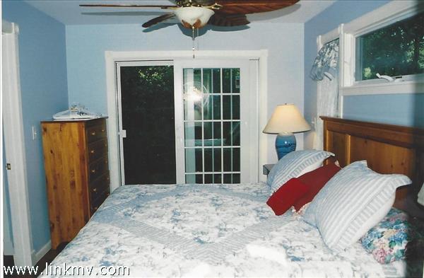 Rose Cottage bedroom 1 (2007)