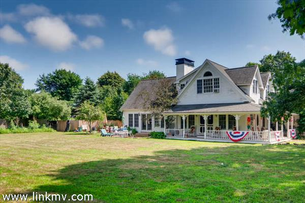 1070 State Road West Tisbury MA 02575