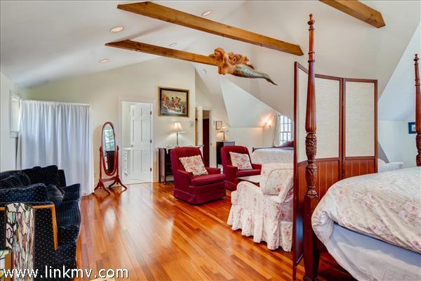 Master bedroom suite #6