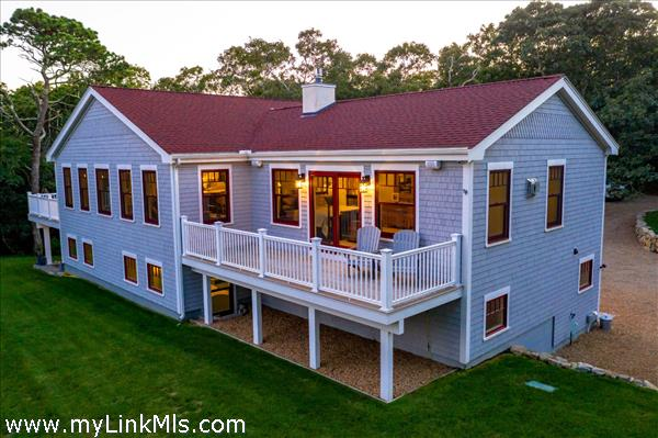 Beautifully Built Home Across the Street from the Association Beach.