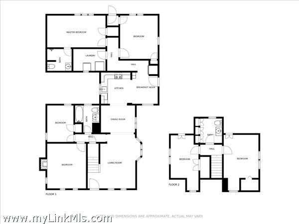 Floor Plans for 130 Cooke Street