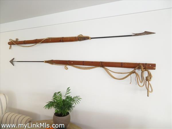 Whaling artifacts in the Lobby bring back the history of this Colonial Town.