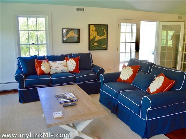 Second living area