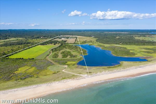 800 ft of private Atlantic Ocean Beach