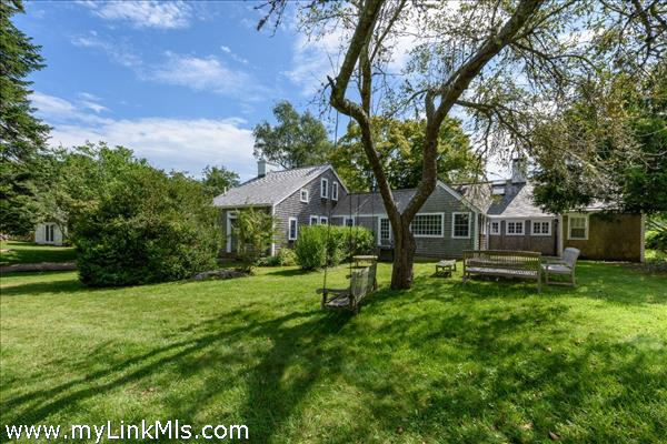 Historical West Tisbury home.