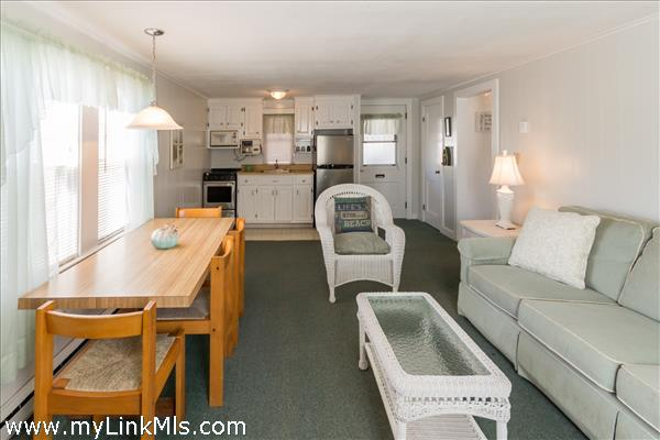 Bright, well maintained and thoughtfully furnished - including a Sleeper Sofa for extra guests.