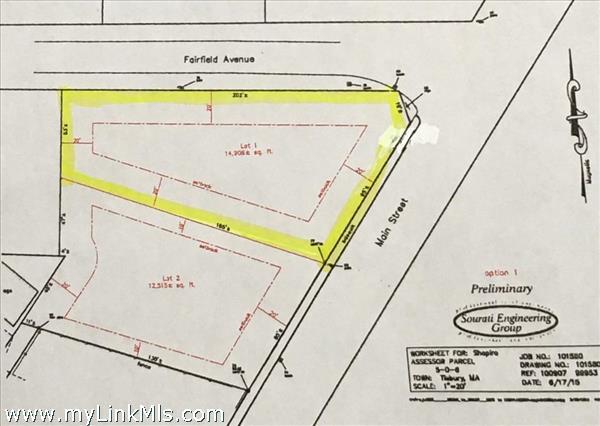 Lot 1 Main Street Vineyard Haven MA