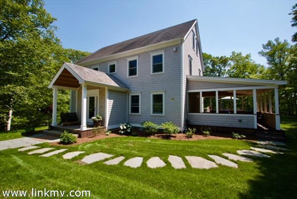 133 Indian Hill Road West Tisbury MA