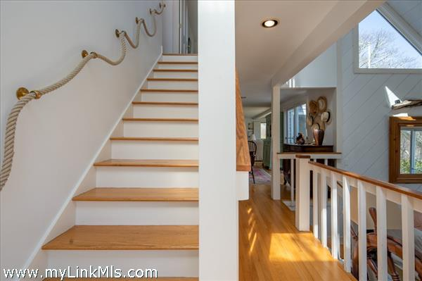 Nautical front entry