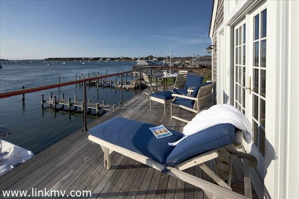 Ferry House sun deck