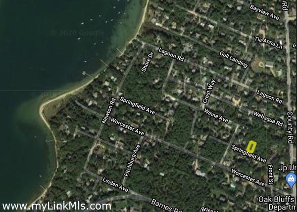 Springfield Avenue Oak Bluffs MA