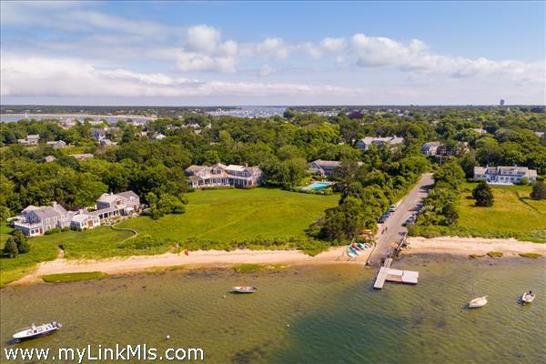 Waterfront Edgartown Estate
