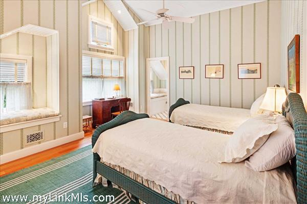 Guest bedroom suite in main house