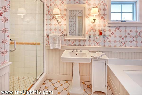 Main house guest bath