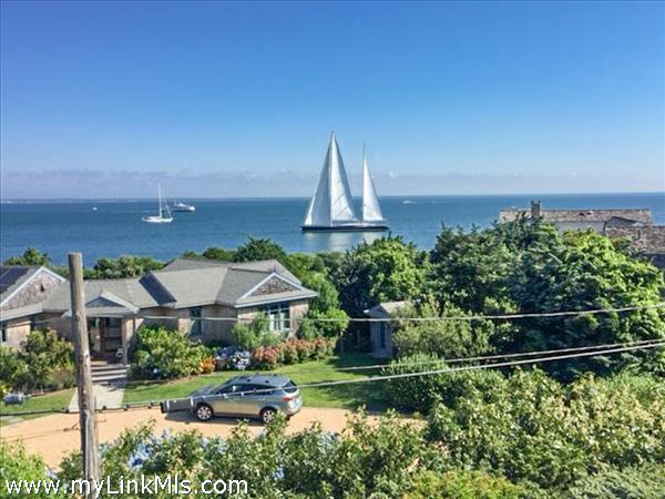 Watch the regattas and sailboats as they glide by